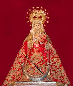 Corona y Piezas de orfebria robadas a la Santísima Virgen de la Salud coronada