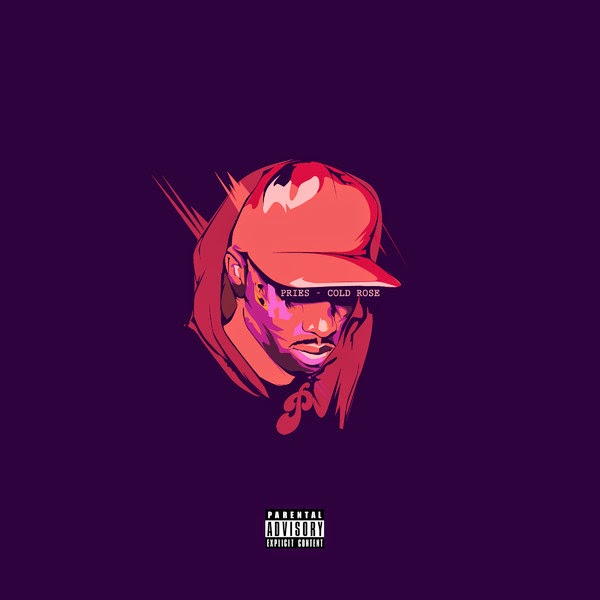 Pries - Cold Rose Cover