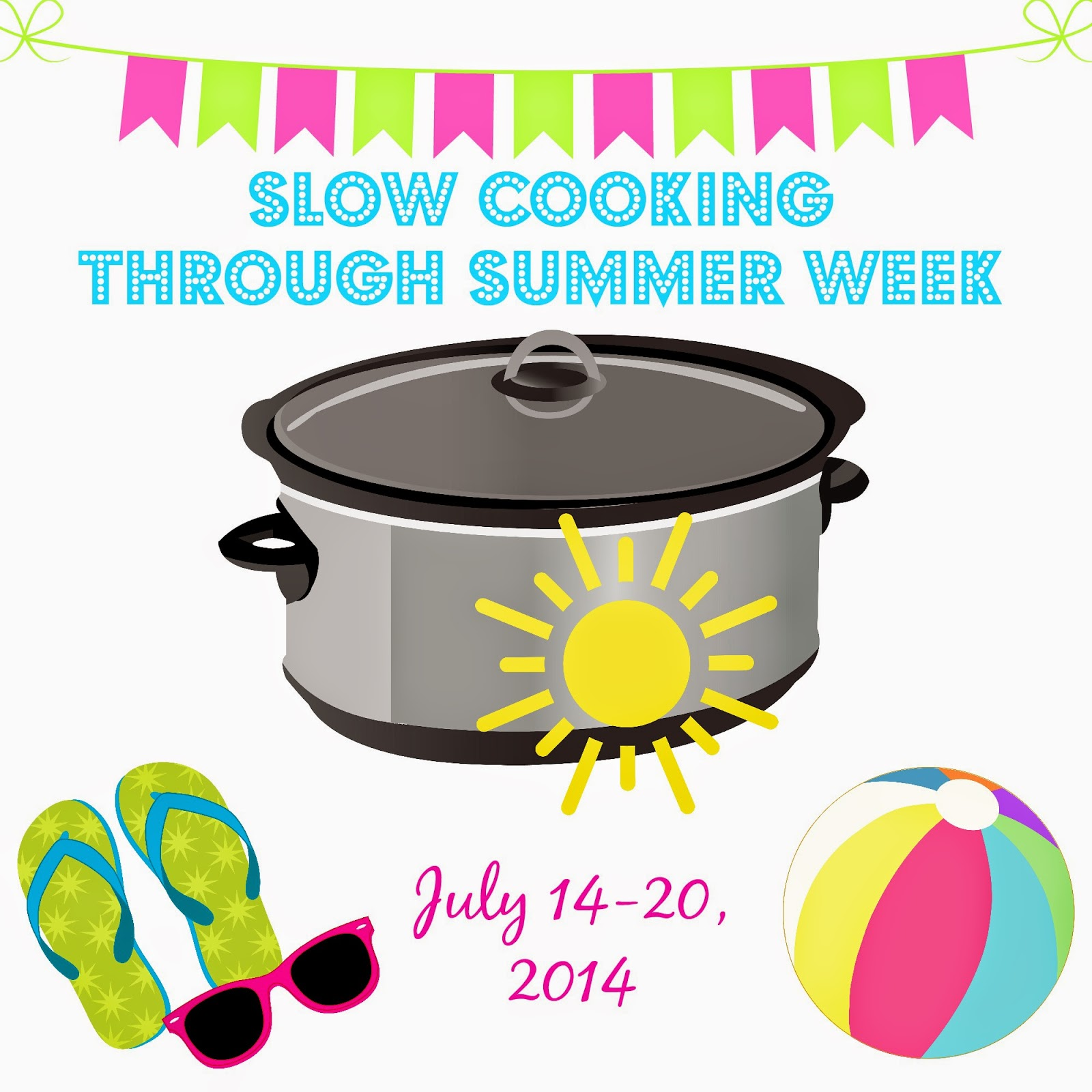 Slow Cooking Through Summer Week & a Ninja 3-in-1 Cooking System Giveaway via thefrugalfoodiemama.com & friends