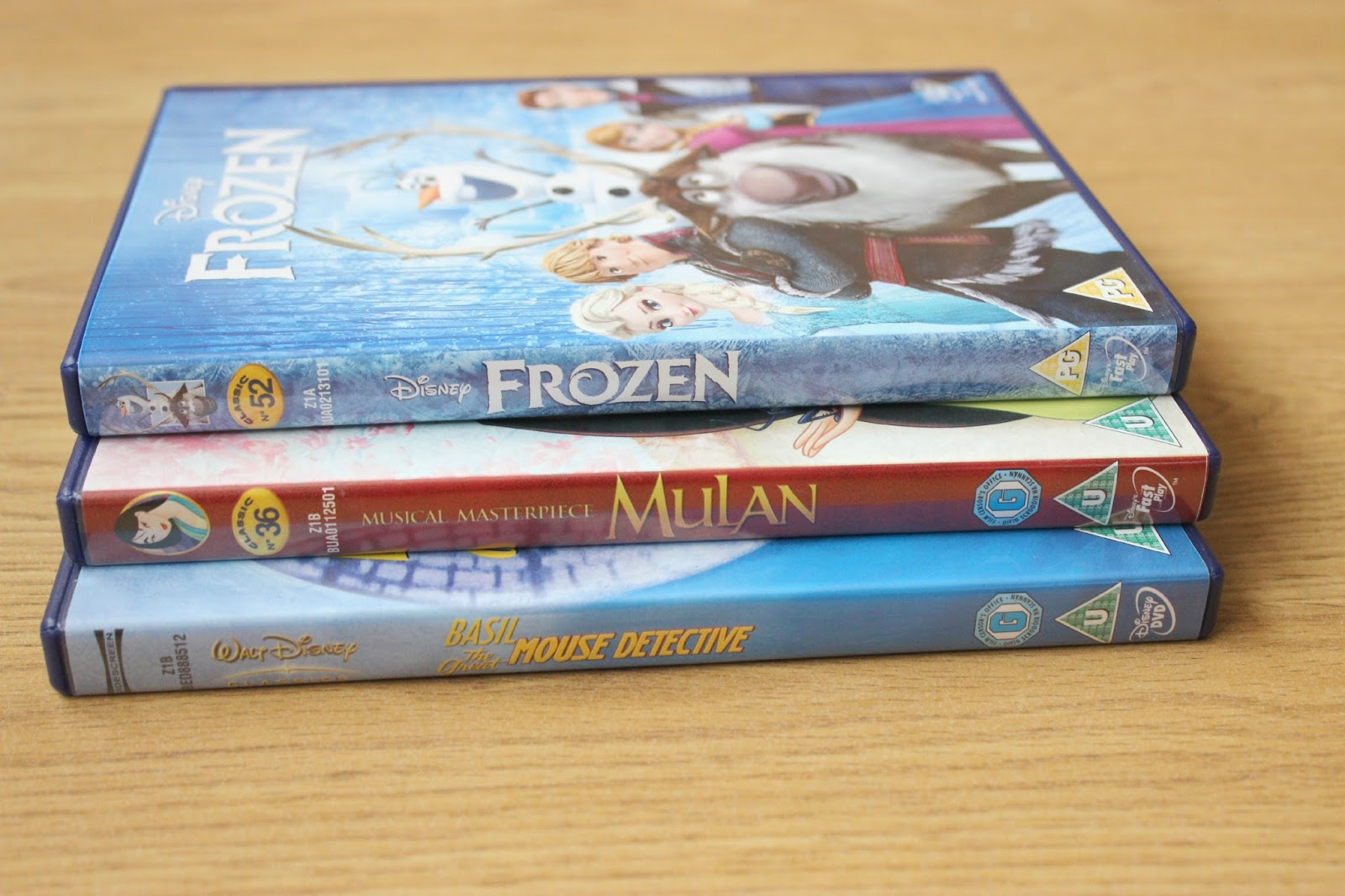 Picture of Top 3 Favourite Disney Films