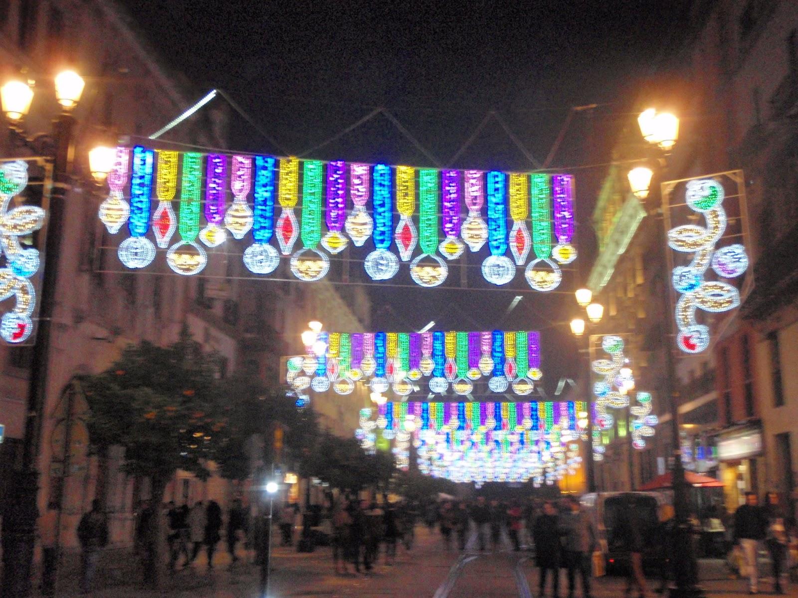 Decorations In Spain Christmas In Spain Ven Conmigo