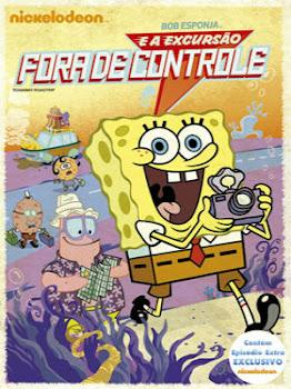 Download – Bob Esponja e a Excursão Fora de Controle – DVDRip AVI + RMVB Dublado (2013)