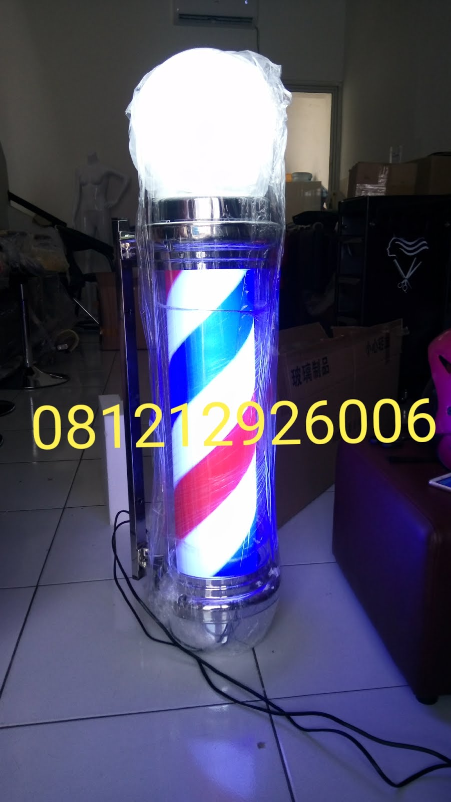 Lampu Barber