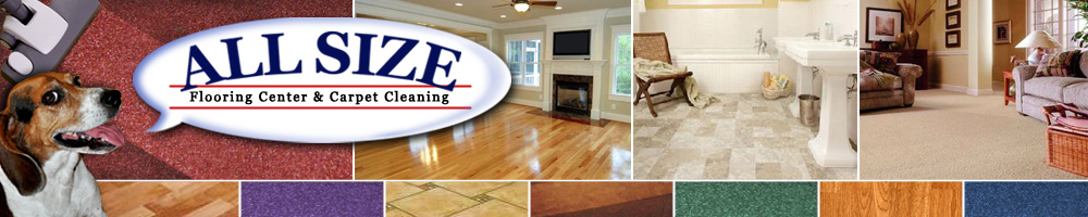 All Size Flooring Center & Carpet Cleaning