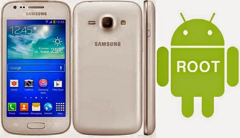Cara Root Samsung Galaxy Ace 3 (GT-S7270)