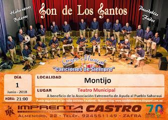 CONCIERTO EN EL TEATRO MUNICIPAL DE MONTIJO