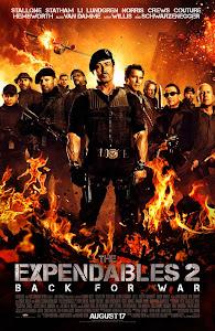 Biệt Đội Đánh Thuê 2 - The Expendables 2 poster