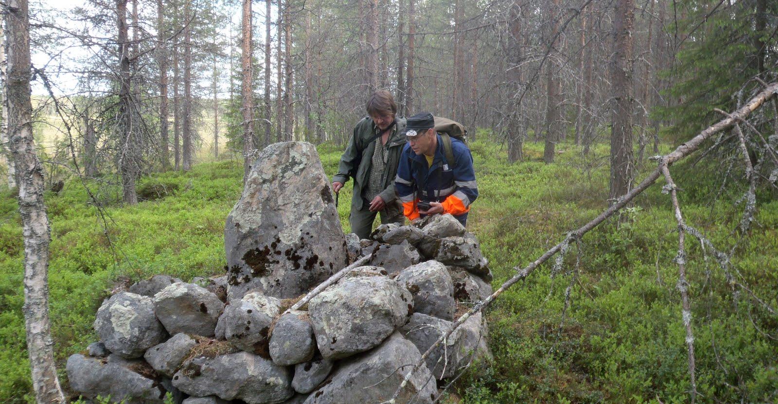 Kulttuuriperintö monikäyttömetsissä (metsa.fi):