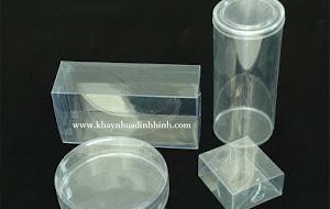 Lon nhựa PVC PET