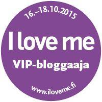 I love me VIP-bloggaajana vuosina 2013, 2014 ja 2015