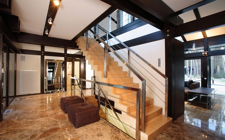 Wooden Stairs :12 Ideas and modern designs