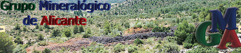 Graupo Mineralogico de Alicante
