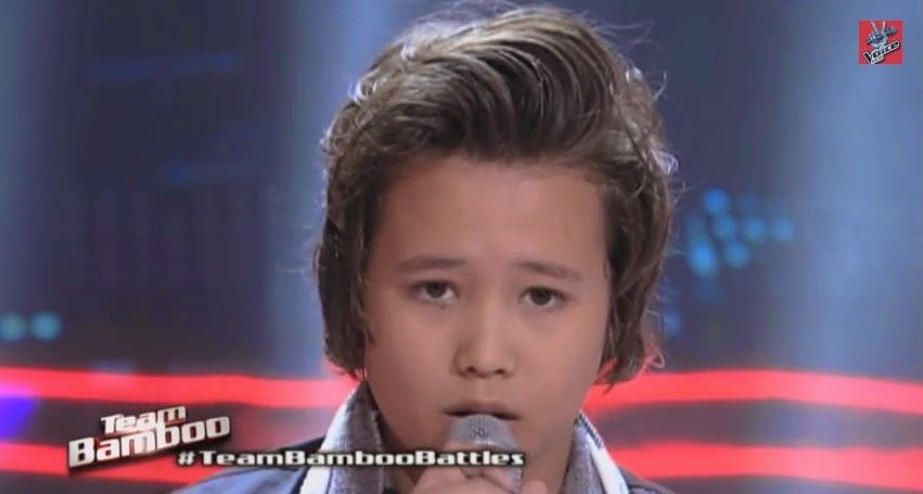Juan Karlos, Edray win Team Bamboo Sing-off on 'The Voice Kids' Philippines