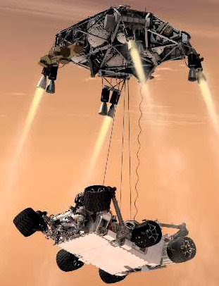 Published in May 2012: The world’s most advanced (extraterrestrial) rover