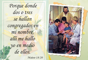 ✝ Por el don de la perseverancia final para Andrés, Carlos, Wilfrido y Jorge