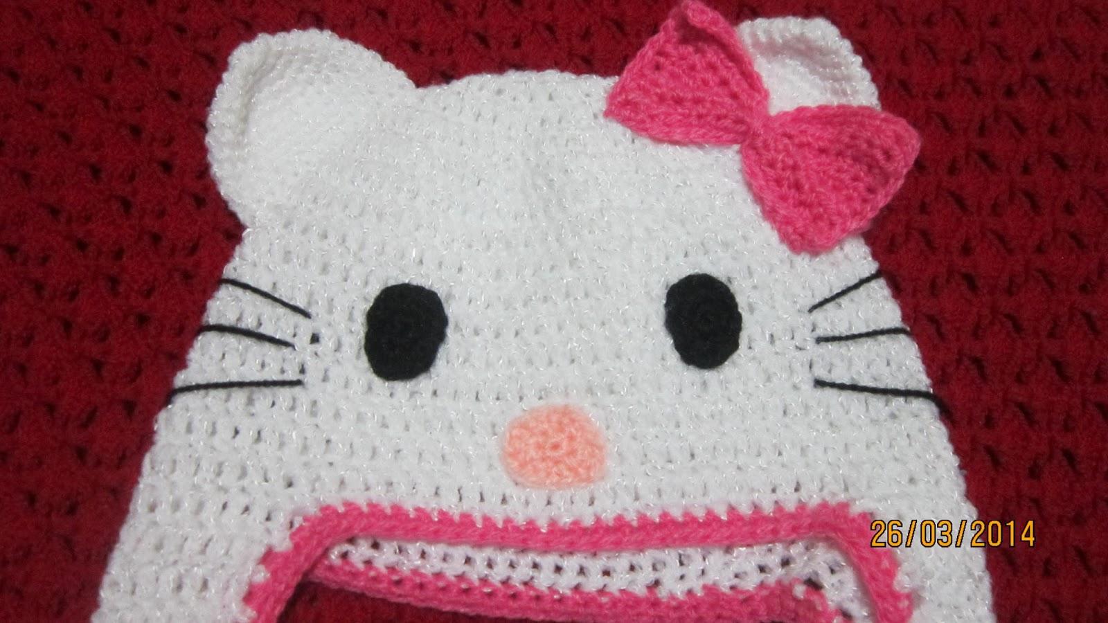 Gorros Tejidos En Crochet De Hello | 9 bellos gorros