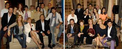 Reparto de las dos temporadas de Herederos, serie de TVE, Concha Velasco
