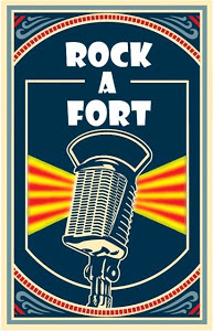 Rock a fort