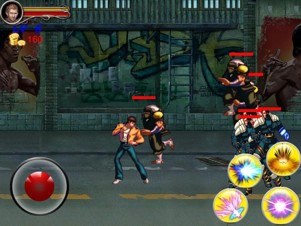 Kungfu Fight v1.22 [Mod Money]  Kf2