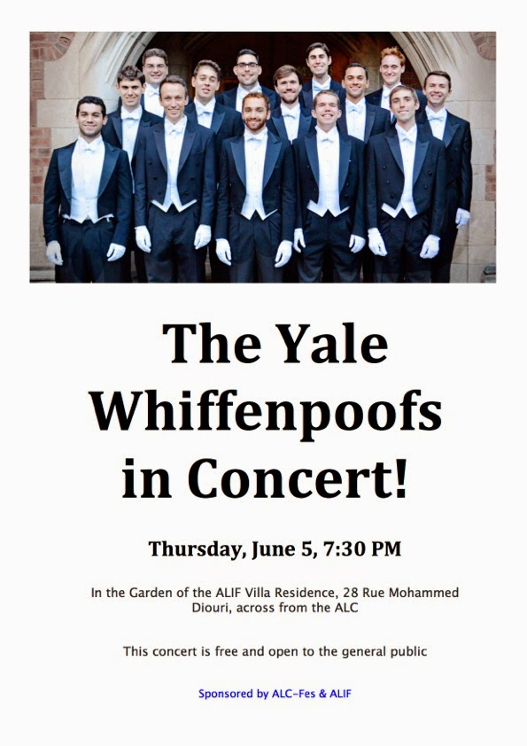 The Whiffenpoofs In Barrington Rhode Island May
