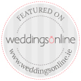 Featured on weddingsonline.ie