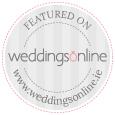 Featured on weddingsonline.ie