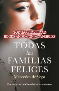 Sorteo Fidelidad Blog Bookeando con Mª Ángeles