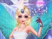 Frozen Angel Elsa