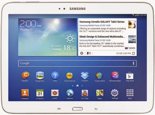 Samsung Galaxy Tab 3 10.1 GT-P5200