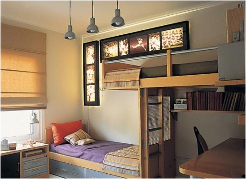 Stylish Dorm Rooms Ideas for Girls | Home Design