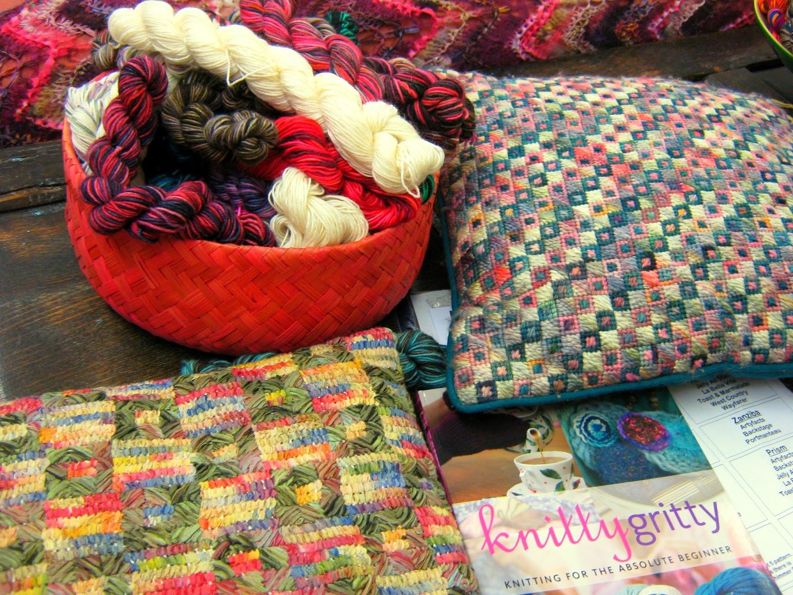 Colinette Yarns Project Kits