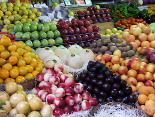 Buenos Aires - Argentinian fruit market