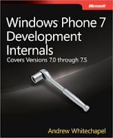 Windows Phone 7 Development Internals Free Book Download