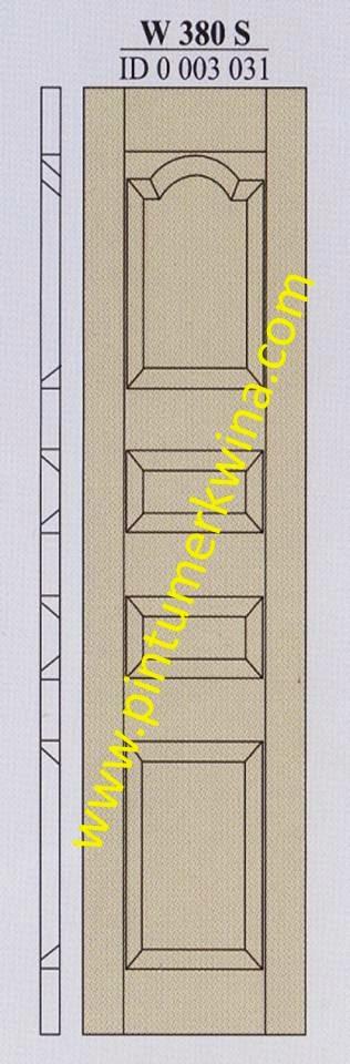 PINTU BESI TYPE W380 S