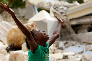El mundo no debe olvidarse de Haiti