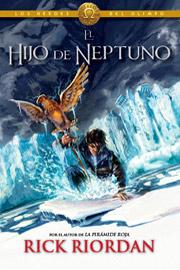Portada de El hijo de Neptuno