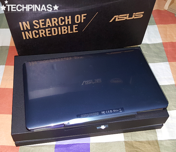 Asus Transformer Book T300 Chi Unboxing Philippines