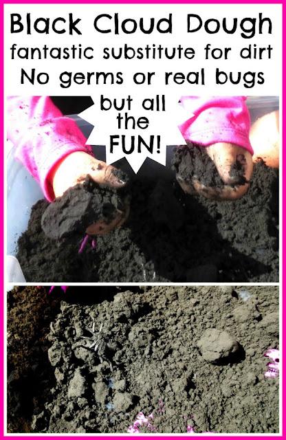 Halloween activities for kids- sensory activities