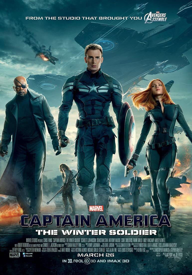 Capitão América 2 O Soldado Invernal