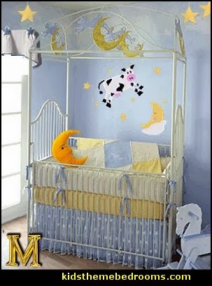 Le Little Star Baby Nursery Decorating Ideas Starry Nights Celestial Bedrooms