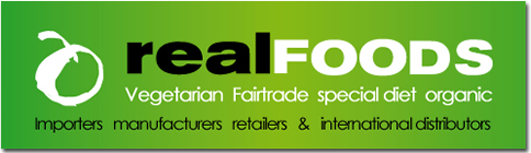 The Logo Of Realfoods.co.uk