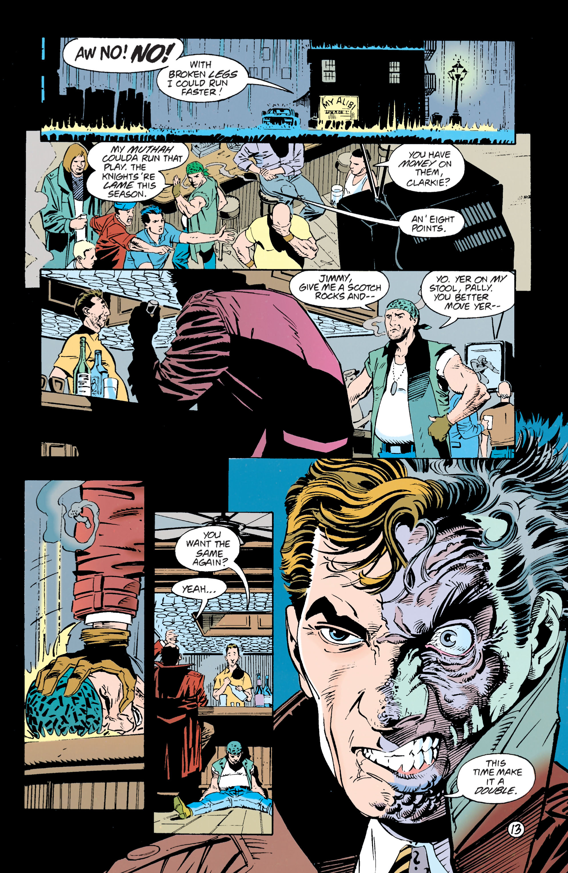 Detective Comics (1937) Issue #679 Page 14