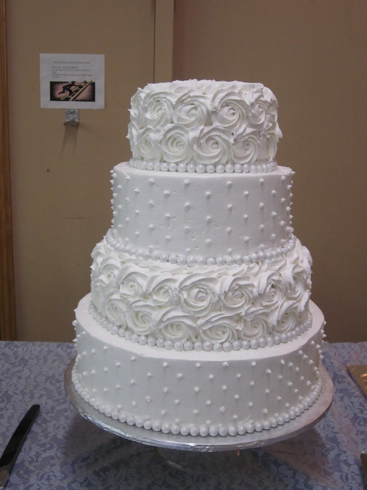 Wedding Cake Frosting Recipe — Dishmaps
