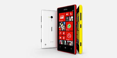 Nokia Lumia 720 ominaisuudet