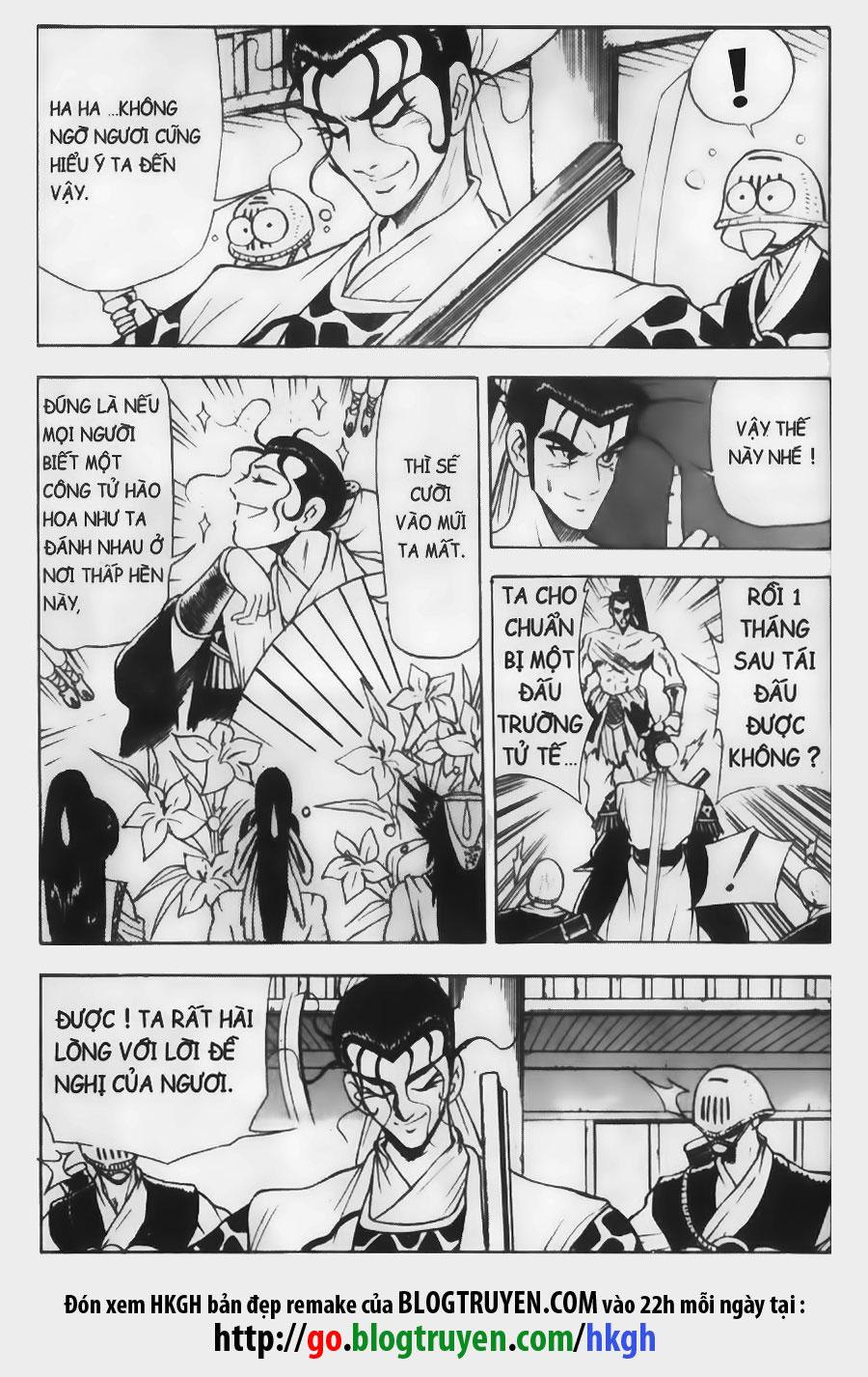 Hiệp Khách Giang Hồ trang 6