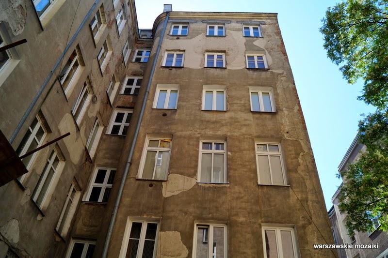 1912 Warszawa Praga Północ kamienice Szmulki Karwowski