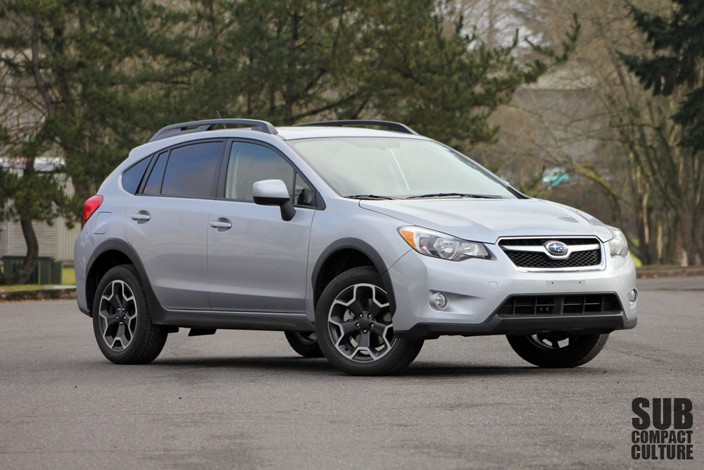 review 2013 subaru xv crosstrek limited subcompact culture the small car blog. Black Bedroom Furniture Sets. Home Design Ideas