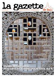 La Gazette de Bali juillet 2016