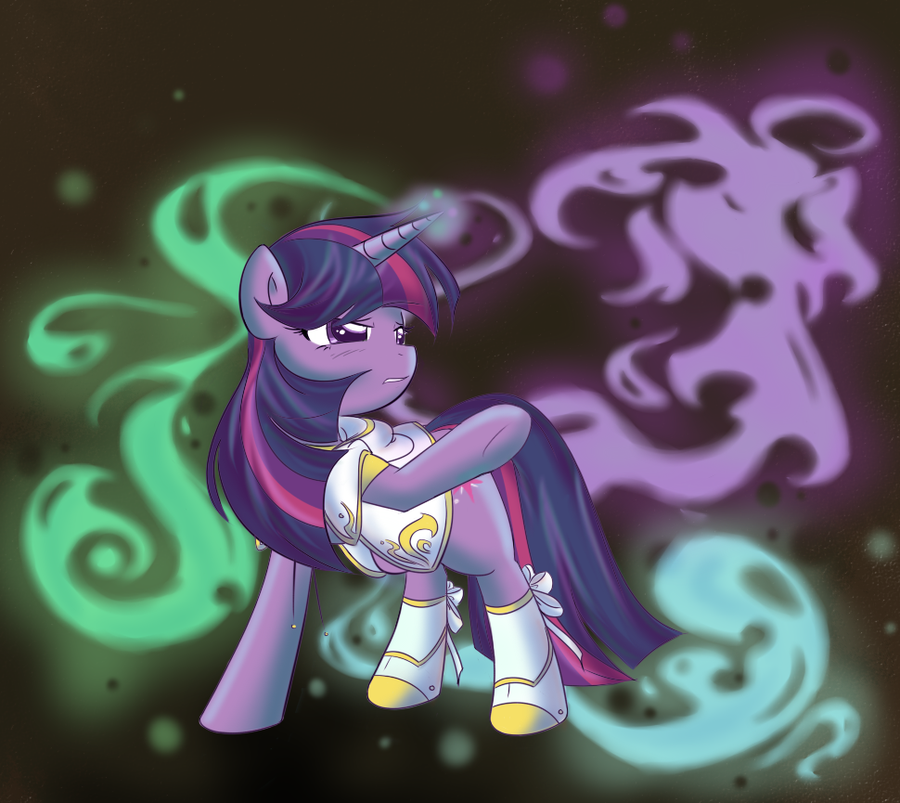 Evil Twilight Sparkle Fanfic Twilight sparkle needs her own