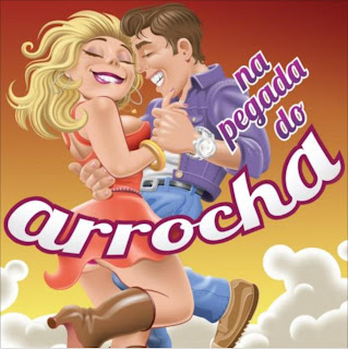 Cover Na Pegada Do Arrocha (2012)